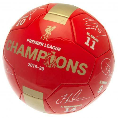 Liverpool Champions Football - Valley Sports UK