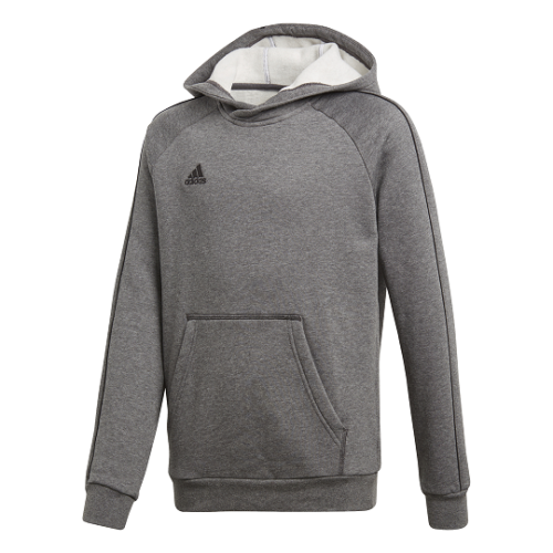 Adidas Boys Core 18 Hoodie - Valley Sports UK