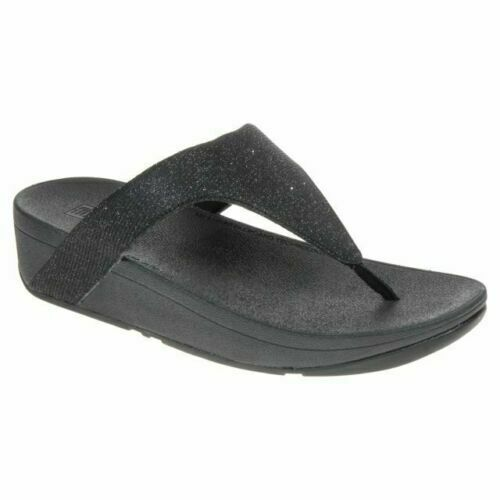 FitFlop Lottie Glitzy Womens Flip Flop - Valley Sports UK