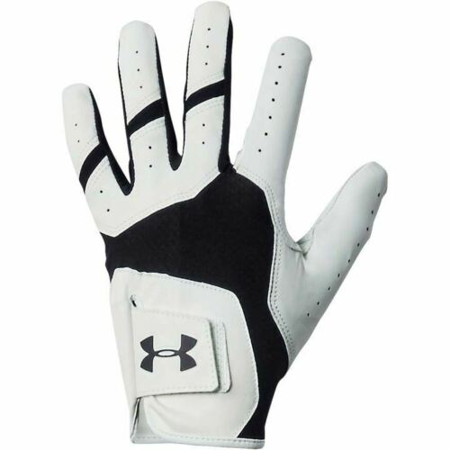 Under Armour Golf Iso-Chill Leather Glove Glove - Valley Sports UK