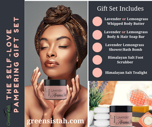 The Self-Love Pampering Gift Set