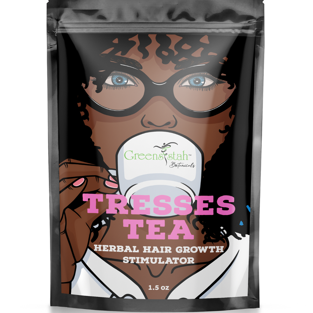 Tresses Tea Hair Growth Stimulator