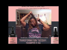 Load and play video in Gallery viewer, Deep Moisturizing Lavender Rosemary Castille Shampoo