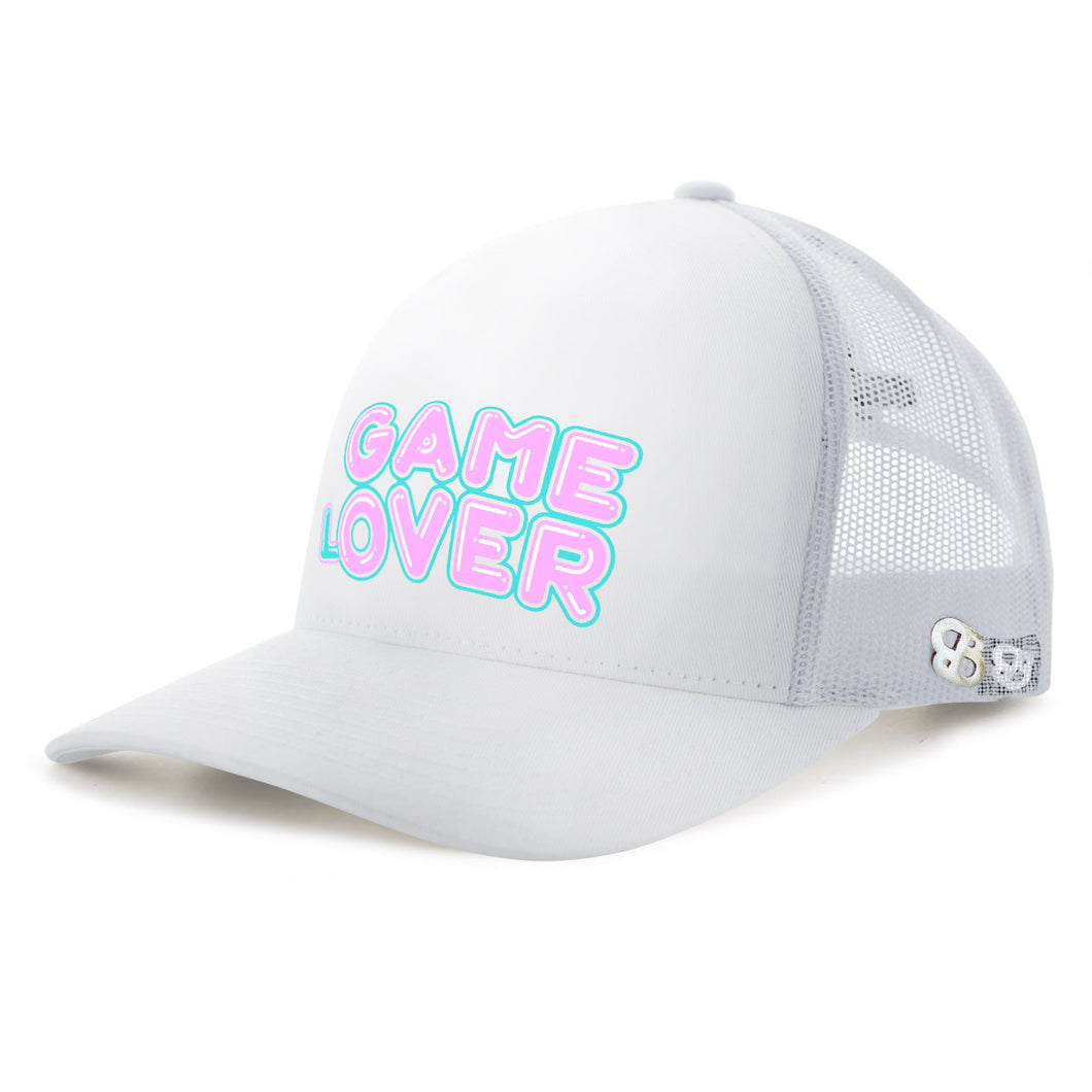 Game Lover White
