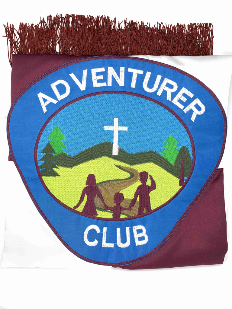 Adventurer Flag Indoor Flag