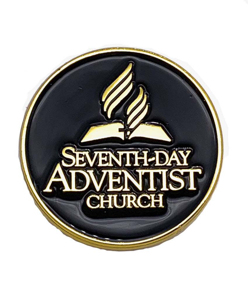Seventh-day Adventist Church Pin