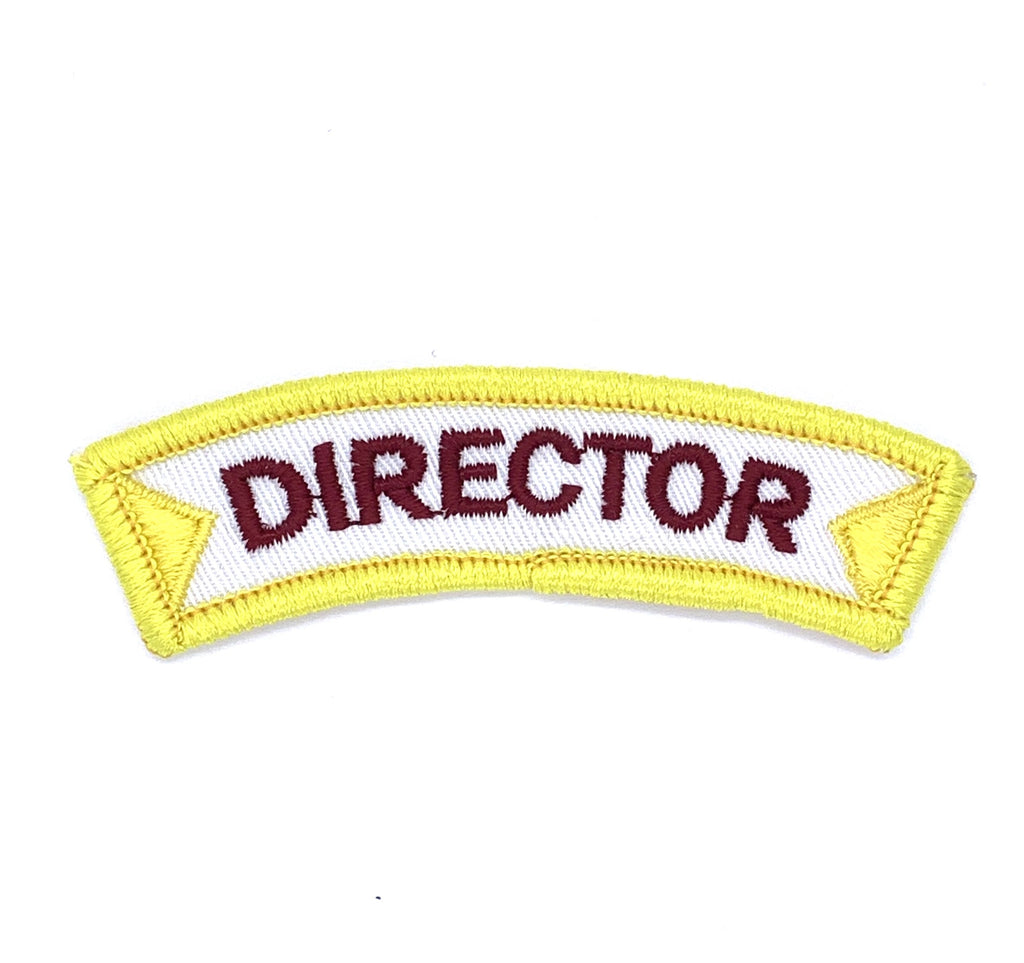 Adventurer Uniform Staff Strip Director gold