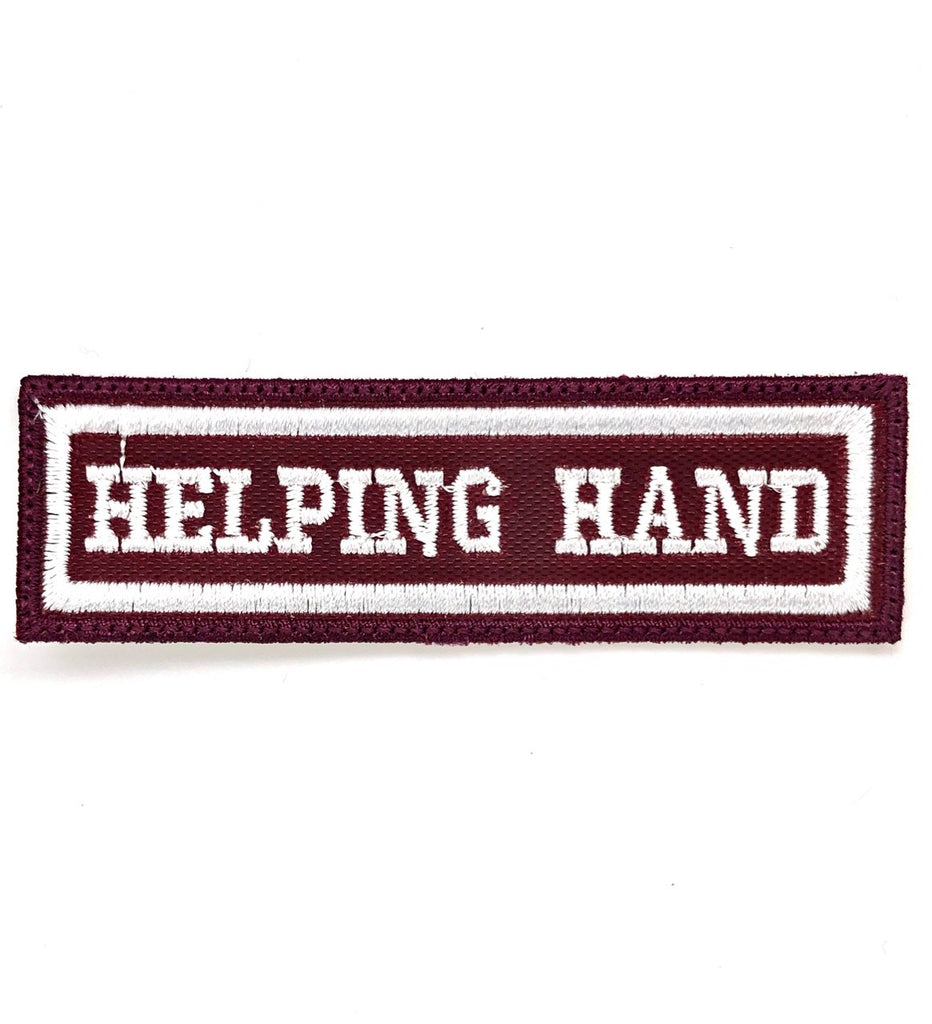 Helping Hand Class Strip