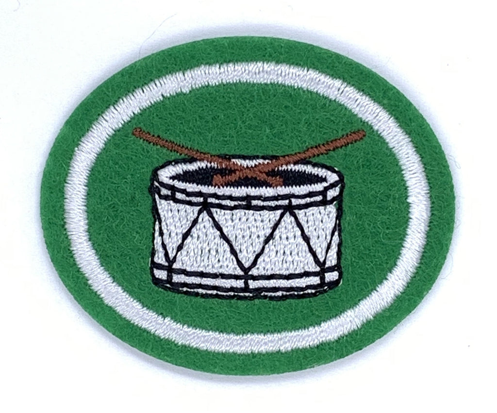 Drumming Percussion Pathfinder Honour