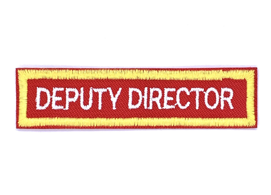 Staff Sleeve Strip Deputy Director