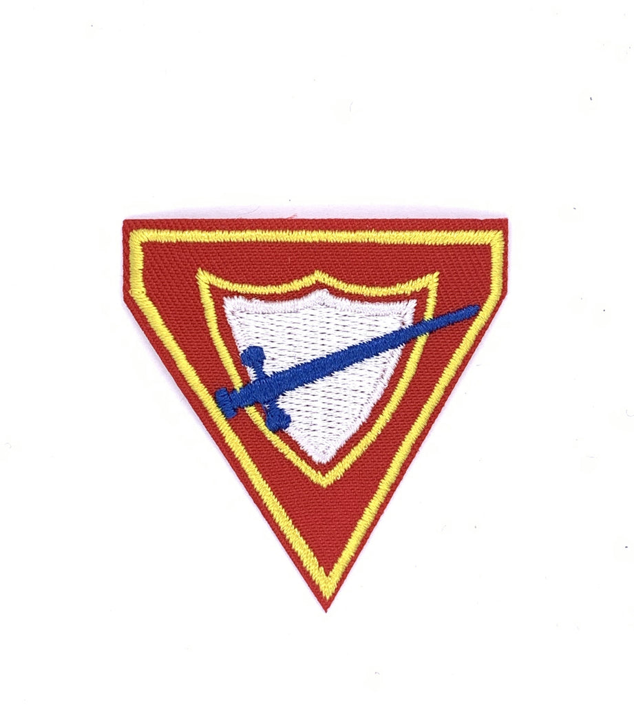 Pathfinder Beret Triangle Patch