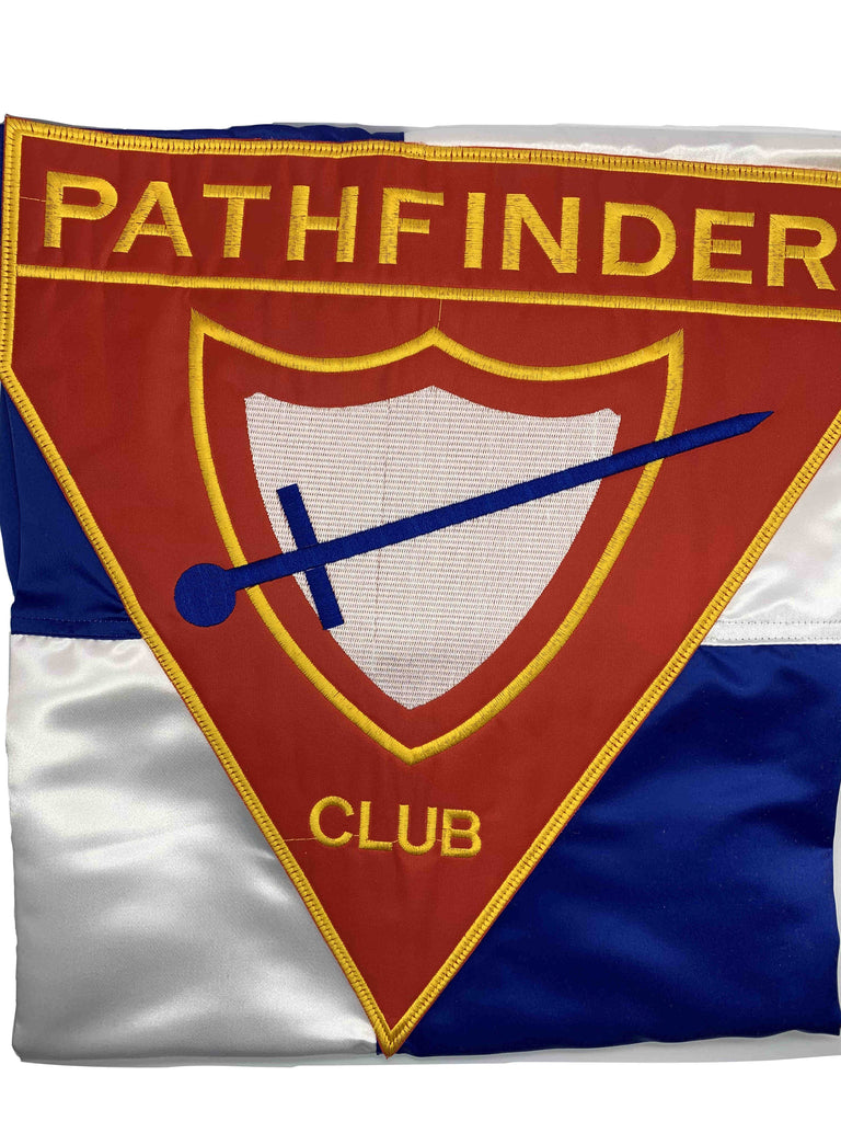 Pathfinder Flag Indoor
