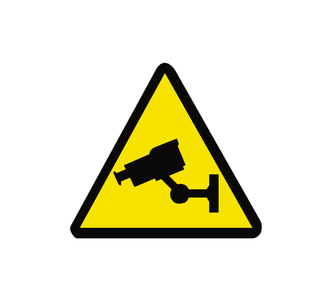 CCTV Warning Signs Law