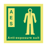 AES IMO Safety Sign - PVC Safety Signs