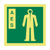 AES Symbol IMO Sign | PVC Safety Signs