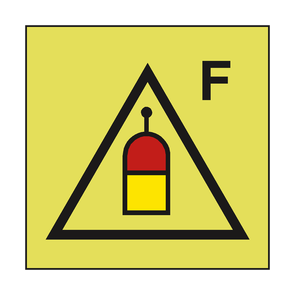 REMOTE RELEASE STATION FOR FOAM SIGN
