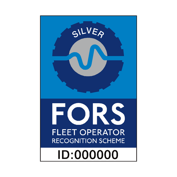 FORS Silver Sign | PVC Safety Signs