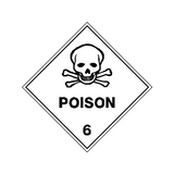 Poison Sign | PVC Safety Signs | Health and Safety Signs
