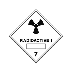 Radioactive I Sign