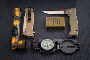 Al Mar SERE 2020 Linerlock Folding Tactical Knife