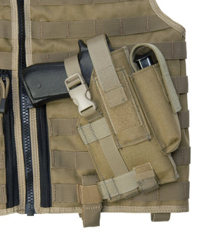 Tactical MOLLE Holster