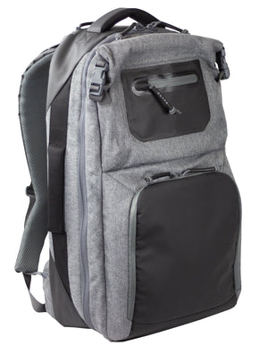 STEALTH SBR Backpack in Heather Gray color