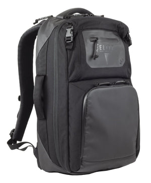 STEALTH SBR Backpack in black color