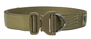 Elite Cobra Rigger's Belt with D Ring Buckle