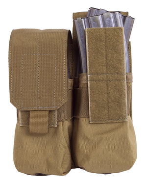 Assault Rifle Mag Pouch, Double