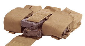 Assault Rifle Mag Pouch, Triple