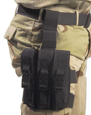 Tactical Thigh Mag Pouch