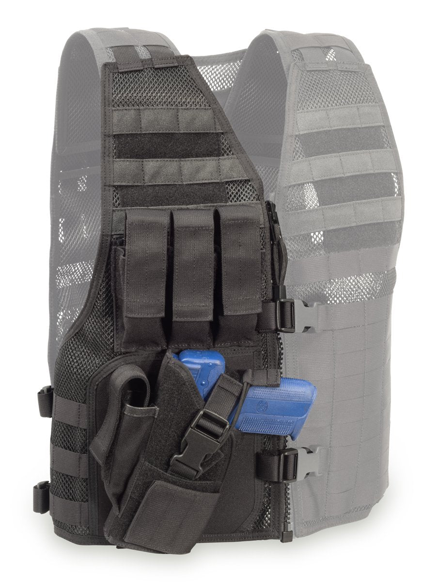 MVP Tactical Vest - HOLSTER Panel