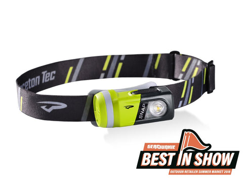 Princeton Tec SNAP LED Head Torch