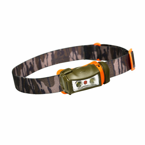 Mossy Oak Gamekeeper Sync LED 200 Lumen Water Resistant Head Torch