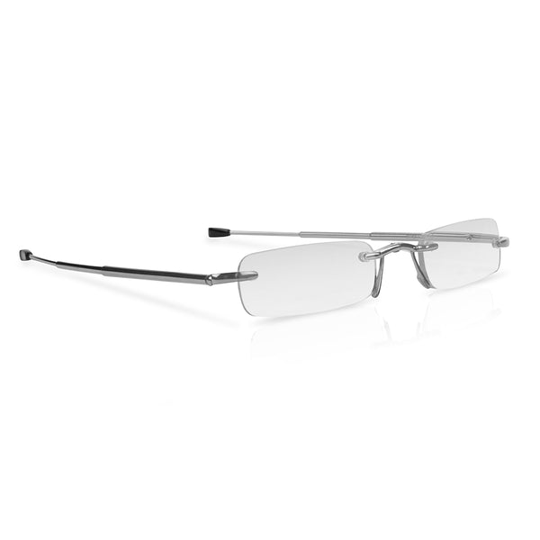 eye-pocket | folding reading glasses with grey mini case