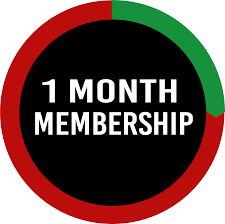 One Month Individual Membership