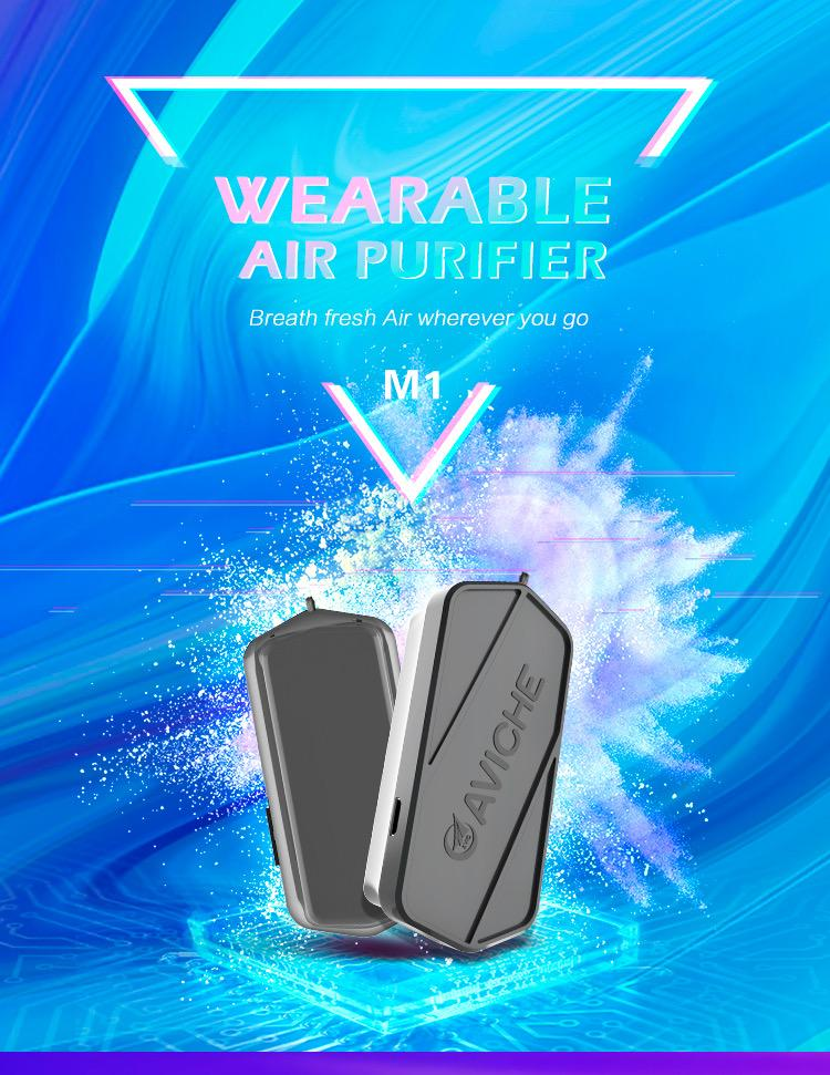 Wearable Air Purifier Canada