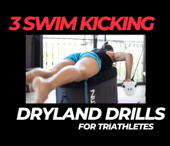 3 Swim-Kicking Dryland Drills for Triathletes