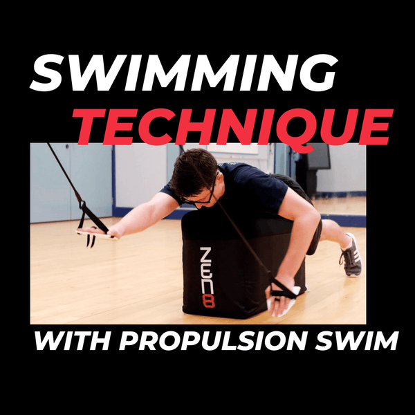 Dryland Swim Training - Swimming Technique Workout