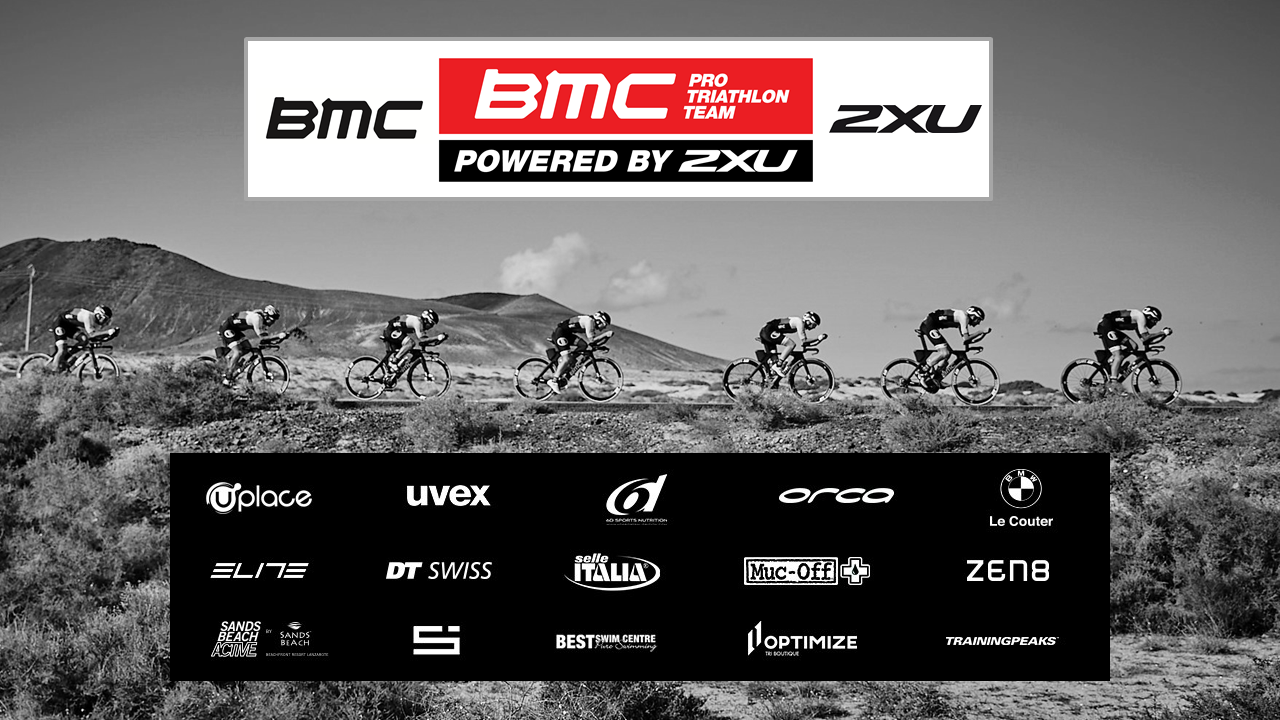 BMC Pro Triathlon Team Sponsors ZEN8