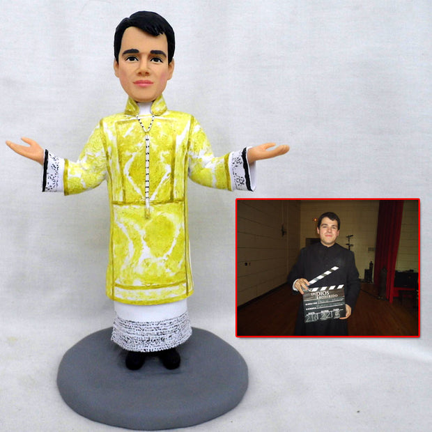 China Costume Customize bobble head figurine