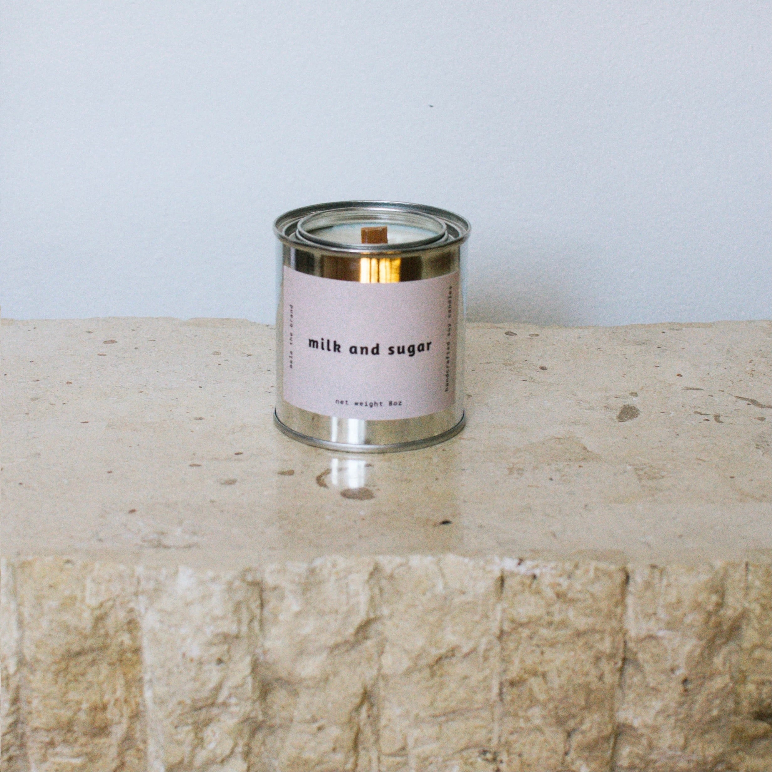 Milk & Sugar Candle