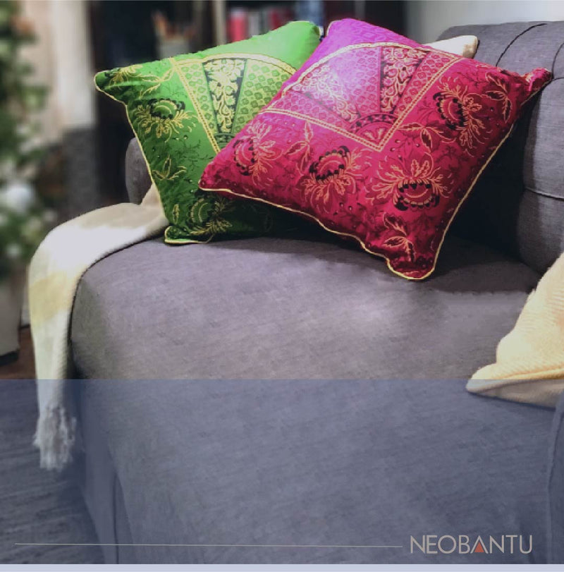 Throw Cushion - NeoBantu