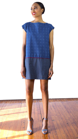 Davina 2.0 Shift Dress - NeoBantu
