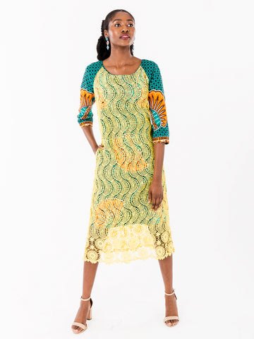 Akili shift Dress IV