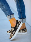 Leopard Leopard Print Casual Canvas Shoes LC12237-20