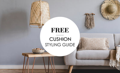 Cushion Styling guide