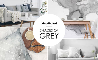 Mood board: Grey interior inspiration