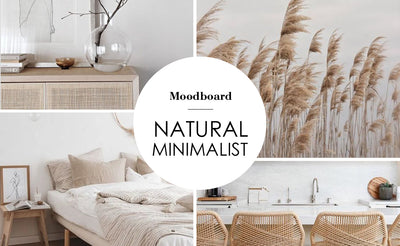 Mood board: Natural Minimalist