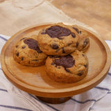 Triple Chocolate Levain-Style Cookie